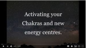 Activate Your Chakras & New Energy Centres