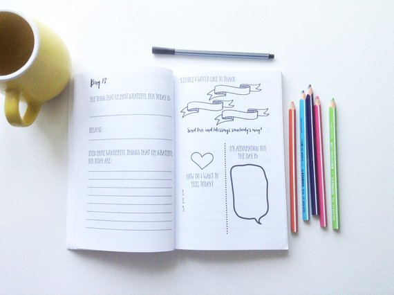gratitude journal 100 days of gratitude will change your life
