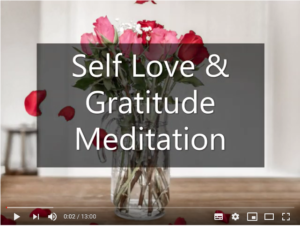 self love gratitude meditation
