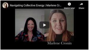 Navigating Collective Energy | Marlene Cronin Interview